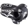 Spank Spike Race Styrstam 31,8 mm svart
